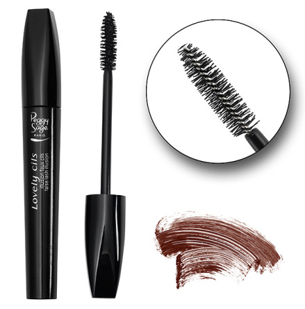 Mascara Lovely cils 10ml havane