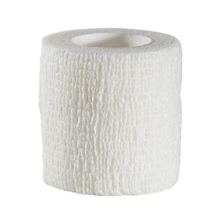 Självhäftande strip white