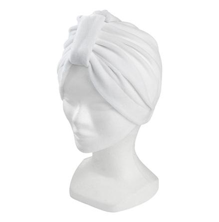 Vit turban