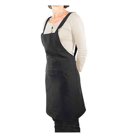 Förkläde- svart one size