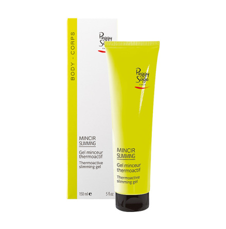 Värmande slimming gel 150 ml