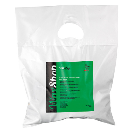 Varmt vax, utan remsa- 1 kg vert