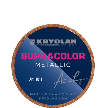 Supracolor Metallic 8ml - Alla färger