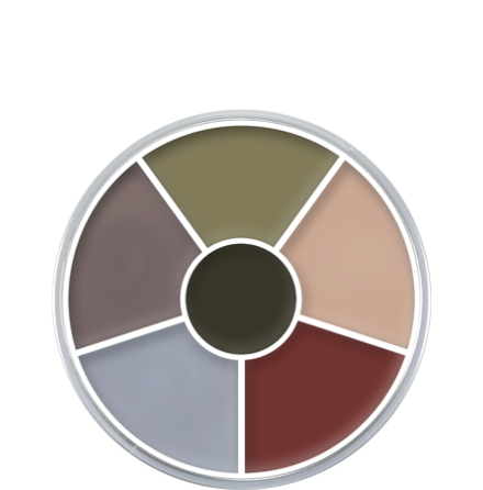 CreamColorCircle Death