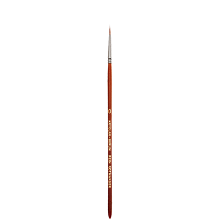 Excellence Round Brush 0
