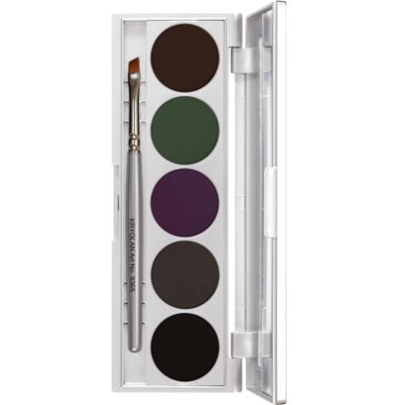 Cake eyeliner 5 colors Standard 2