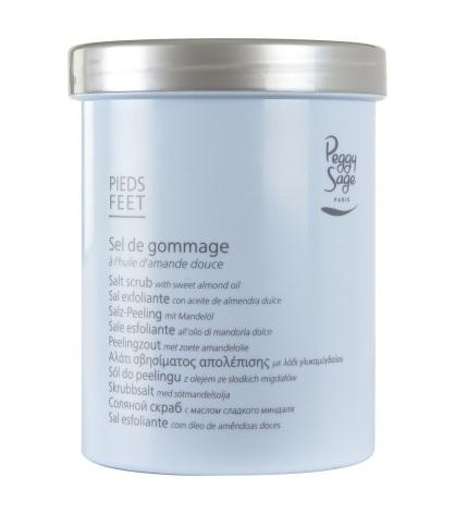 Saltskrubb med mandelolja 400 ml