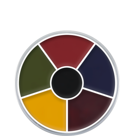 CreamColorCircle FX Spain