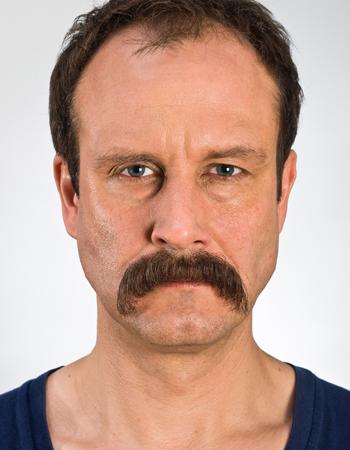 Moustache Brown
