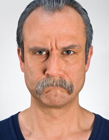 Moustache Salt n Pepper