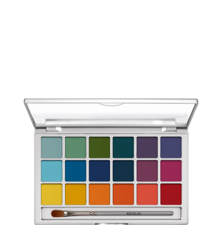 Eyeshadow Palette V2 Bright