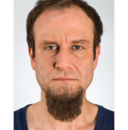Chinbeard Brown