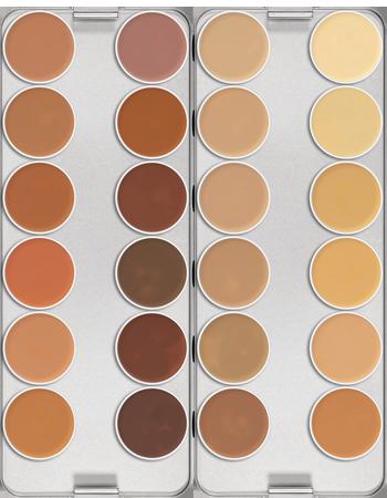 Dermacolor Palette 24 colors